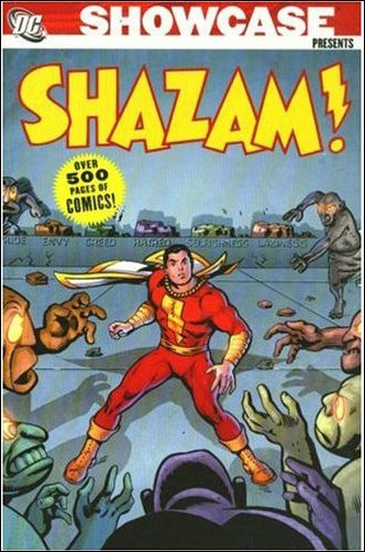 Showcase Presents Shazam! 1-A by DC