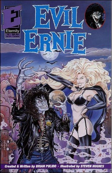Evil Ernie (1991) 2-A by Eternity