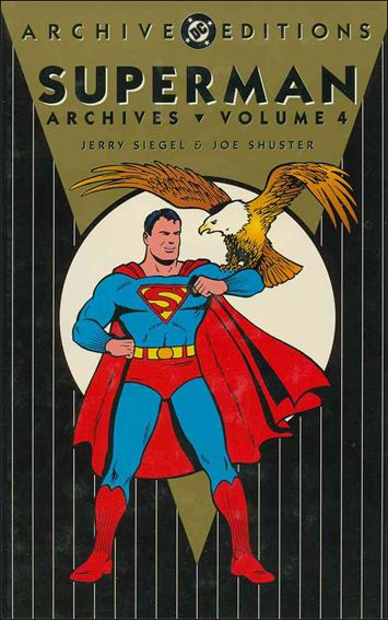 Superman Archives 4-A by DC