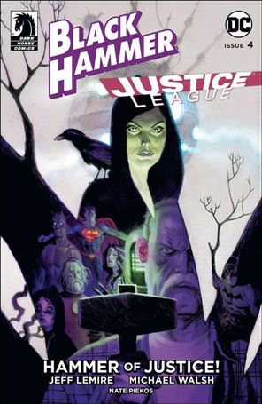 Black Hammer/Justice League: Hammer of Justice! 4-B
