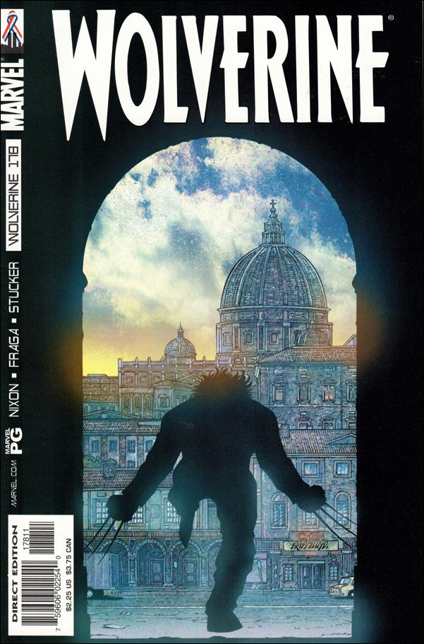 Wolverine (1988)  178-A by Marvel