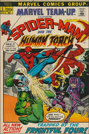 Marvel Team-Up (1972) 2-A by Marvel