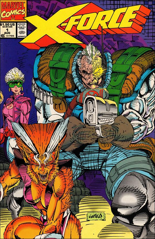 X-Force (1991) 1-F by Marvel