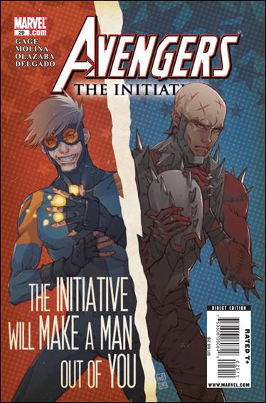 Avengers: The Initiative 29-A by Marvel