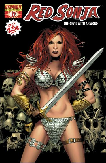 Red Sonja (2005) 0-B by Dynamite Entertainment