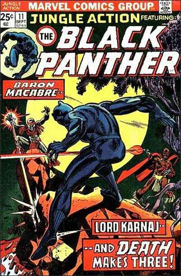 Jungle Action (1972) 11-A by Marvel
