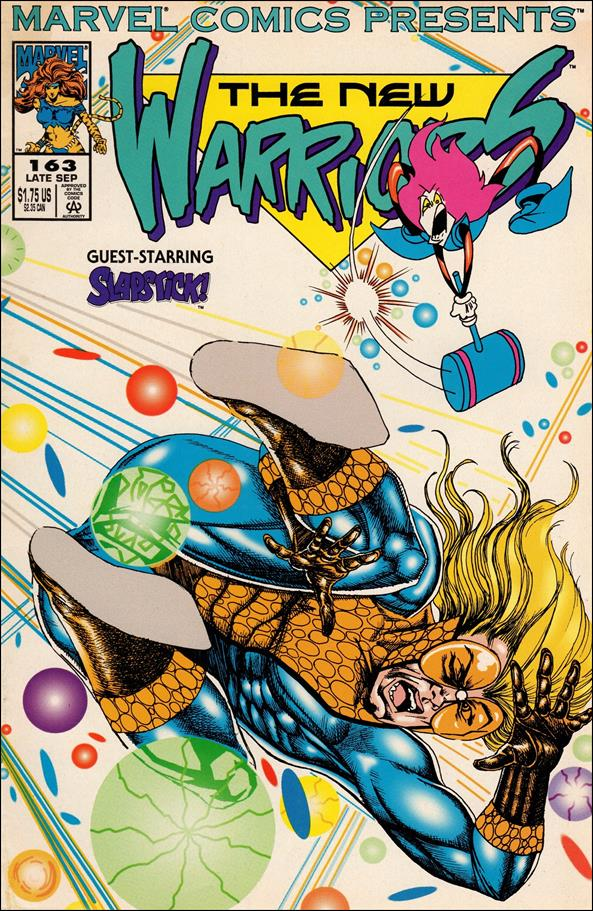 Marvel Comics Presents (1988) 163-A by Marvel