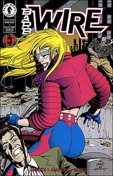 Barb Wire (1994) 7-A by Dark Horse