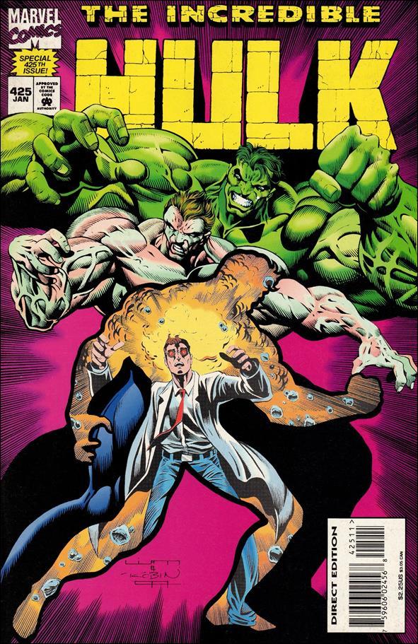 Incredible Hulk (1968) 425-B by Marvel