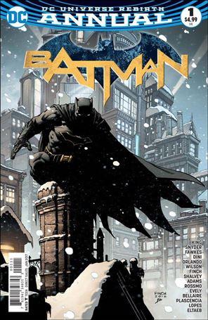 Batman Annual (2017) 1-A