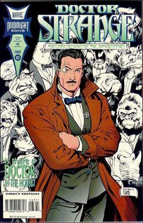 Doctor Strange, Sorcerer Supreme 63-A
