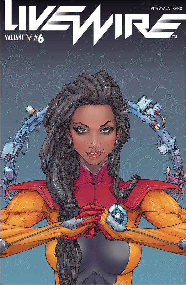 Livewire 6-A by Valiant Entertainment