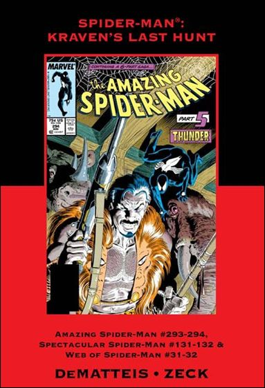 Spider-Man: Kraven's Last Hunt nn-B by Marvel