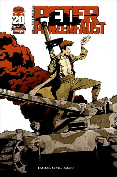 Peter Panzerfaust 1-A by Shadowline