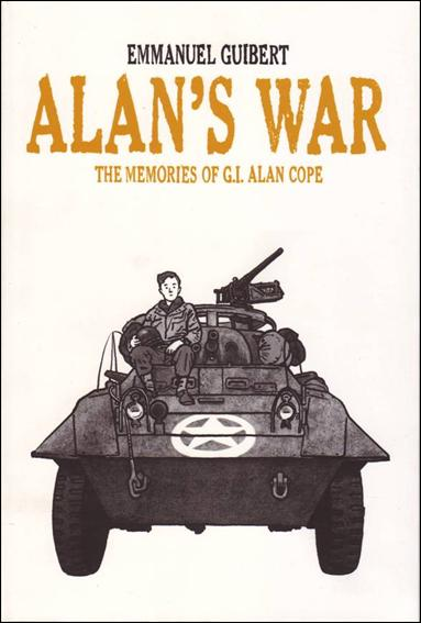 Alan's War nn-A by First Second