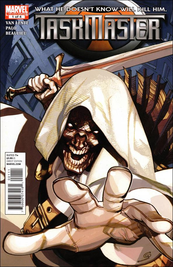 Taskmaster (2010) 1-A by Marvel