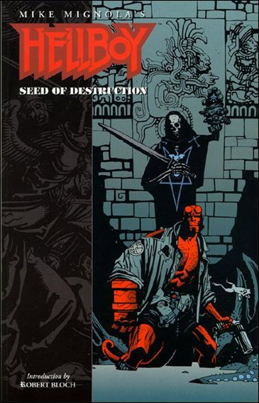 Hellboy: Seed of Destruction 1-A by Dark Horse