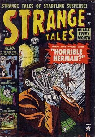 Strange Tales (1951) 14-A