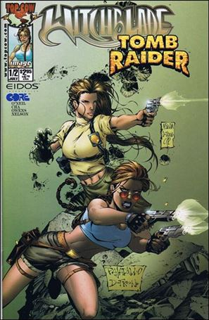 Witchblade/Tomb Raider 1/2-F