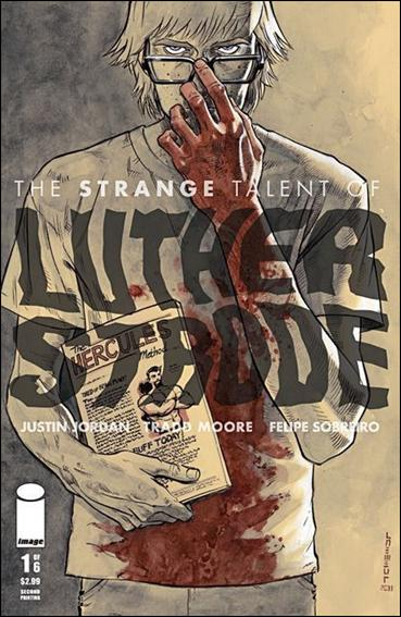 Strange Talent of Luther Strode 1-B by Image
