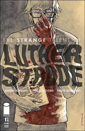 Strange Talent of Luther Strode 1-B