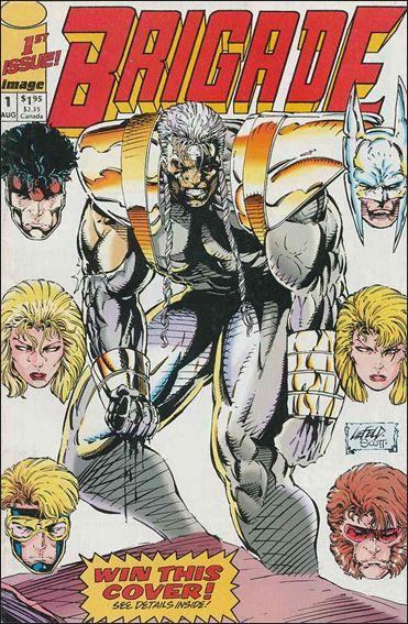 Brigade (1992) 1-A by Image
