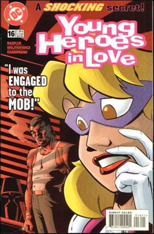 Young Heroes in Love 16-A