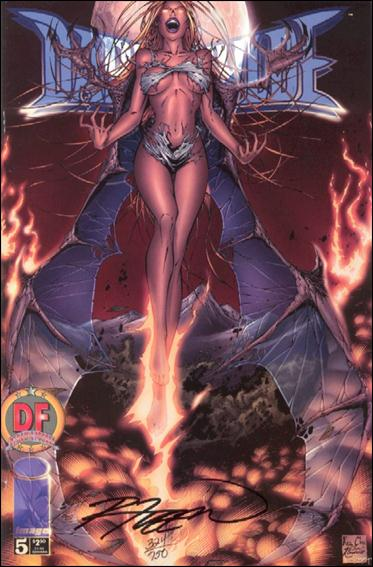 Darkchylde 5-E by Maximum Press