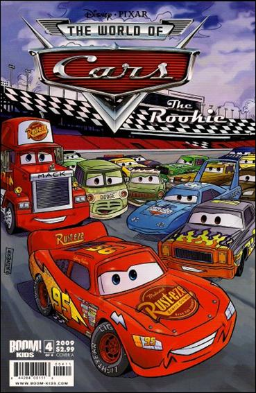 Buying A Car With No Title >> Cars: The Rookie 4 A, Jun 2009 Comic Book by Boom! Kids