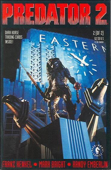 Predator 2 2-A by Dark Horse