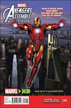 Marvel Universe Avengers Assemble Season 2 15-A