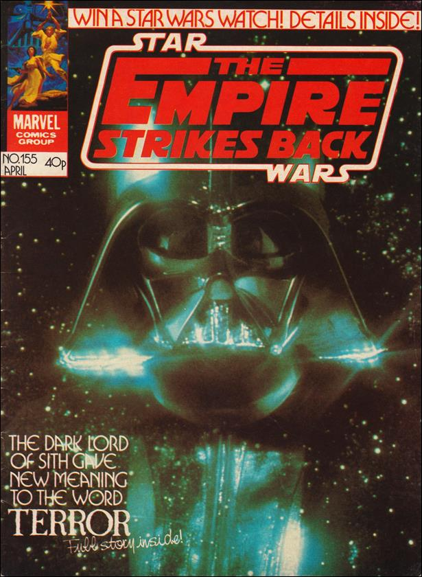 Star Wars Weekly (UK) 155-A by Marvel UK