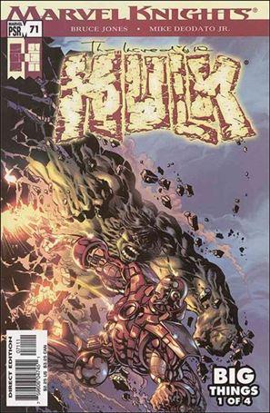 Incredible Hulk (2000)  71-A