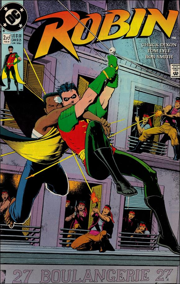 Robin (1991) 2-A by DC
