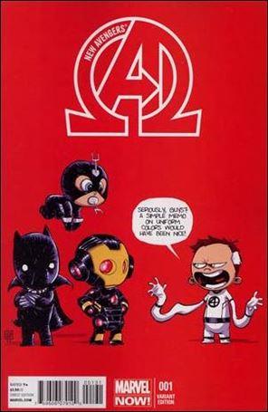 New Avengers (2013) 1-E