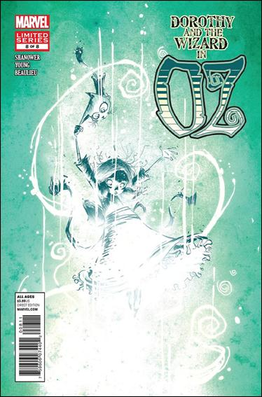 Dorothy & the Wizard in Oz 8-A by Marvel