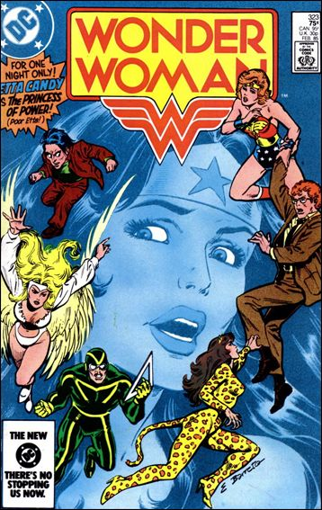 Wonder Woman (1942) 323-A by DC