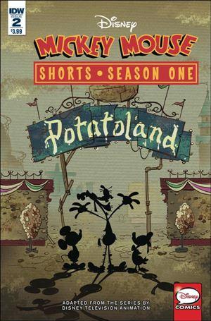 Mickey Mouse Shorts: Season One 2-A