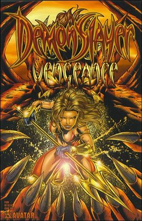 Demonslayer: Vengeance 1-A