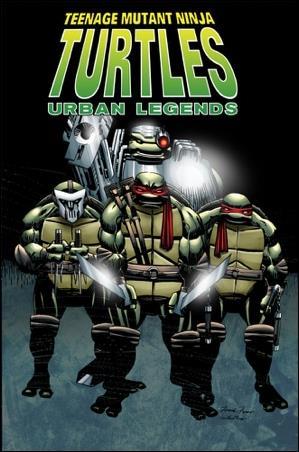 Teenage Mutant Ninja Turtles: Urban Legends 1-A by IDW