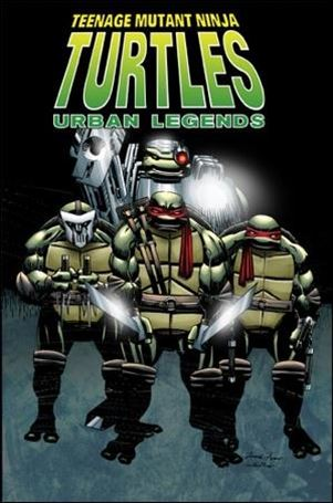 Teenage Mutant Ninja Turtles: Urban Legends 1-A