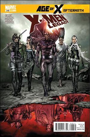 X-Men Legacy (2008) 248-A