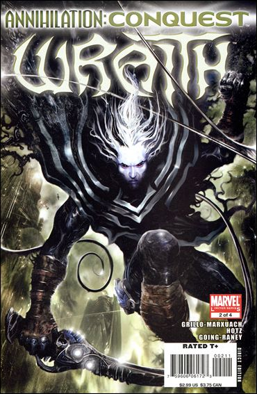 Annihilation: Conquest - Wraith 2-A by Marvel