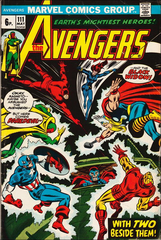 Avengers (1963) 111-B by Marvel