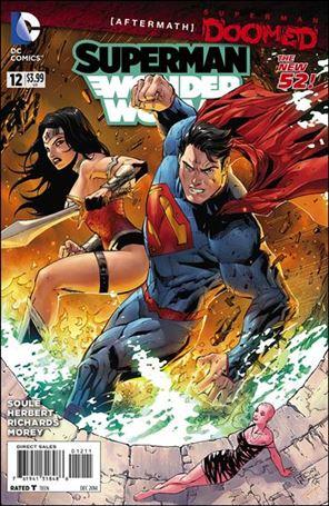 Superman/Wonder Woman (2013/12) 12-A