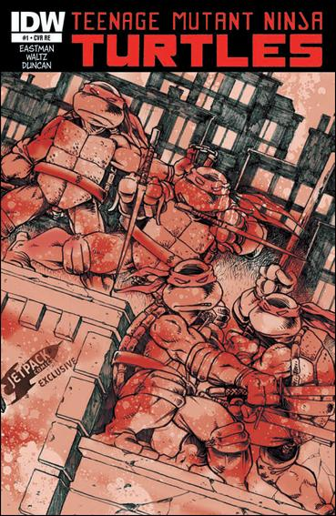 Teenage Mutant Ninja Turtles (2011) 1-J by IDW