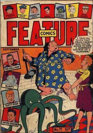 Feature Comics 71-A