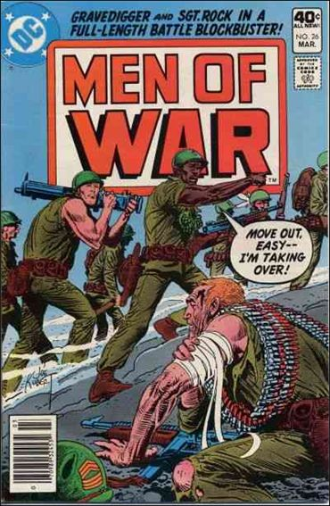 Men of War (1977) 26-A by DC