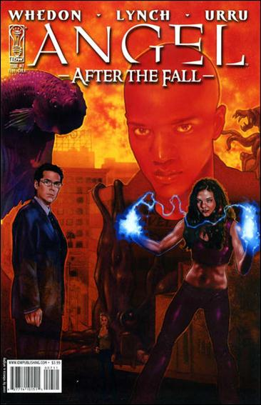 Angel: After the Fall 7-A by IDW