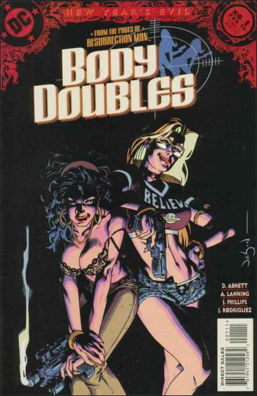 Body Doubles (Villains) 1-A by DC